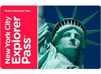 New York Explorer Pass - 5 atrações